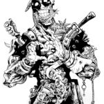Deadpool - A3 - usd 90