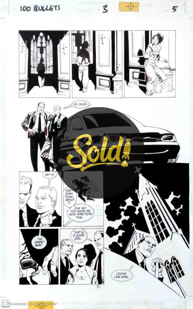 Issue 3, page 5 - sold