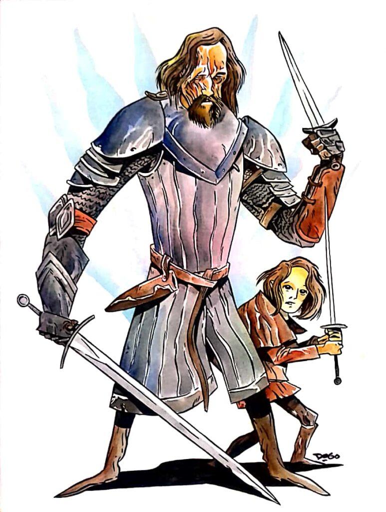 Games of thrones - A4 - usd 75