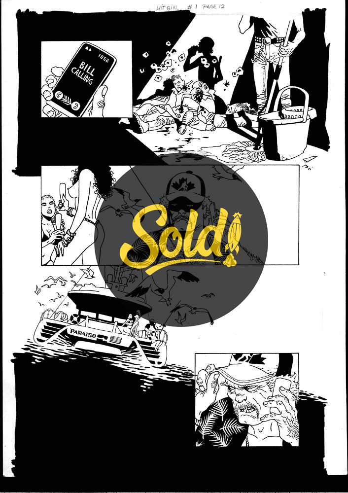 Issue 1 page 12 - sold