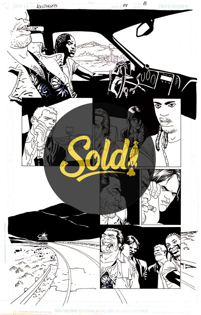 issue 77, page 8 - sold