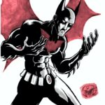 Batman Beyond A4 - usd 50