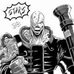 Resident Evil 3 Nemesis A4 - usd 40