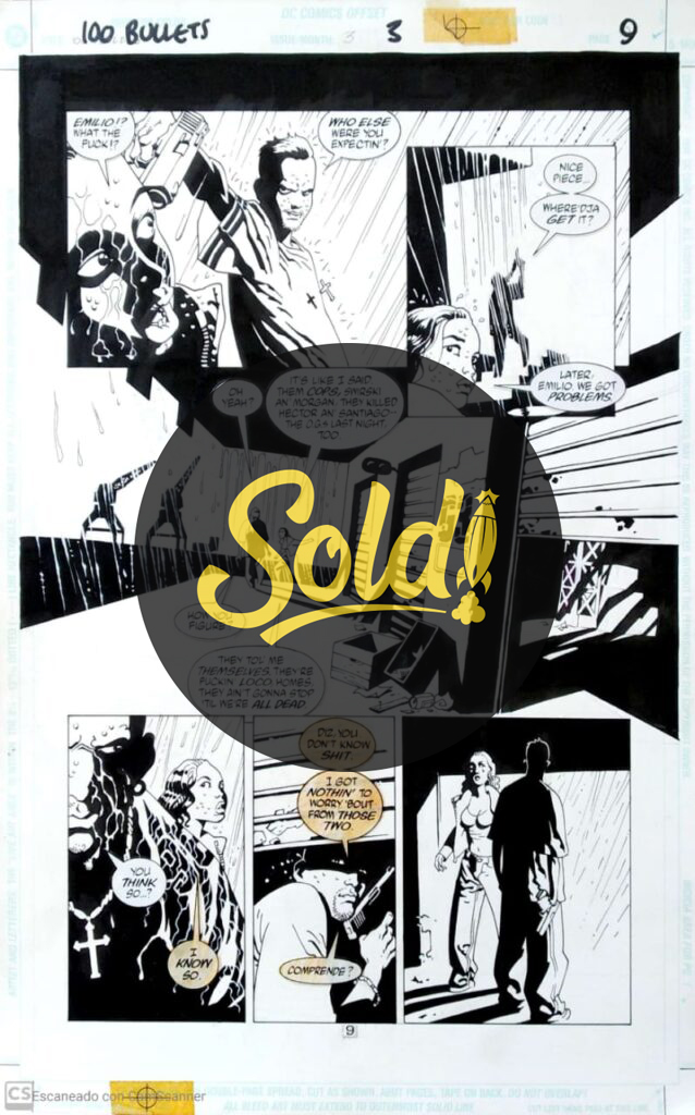 issue 3, page 9 - sold