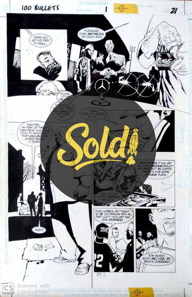 Issue 1, page 21 - sold