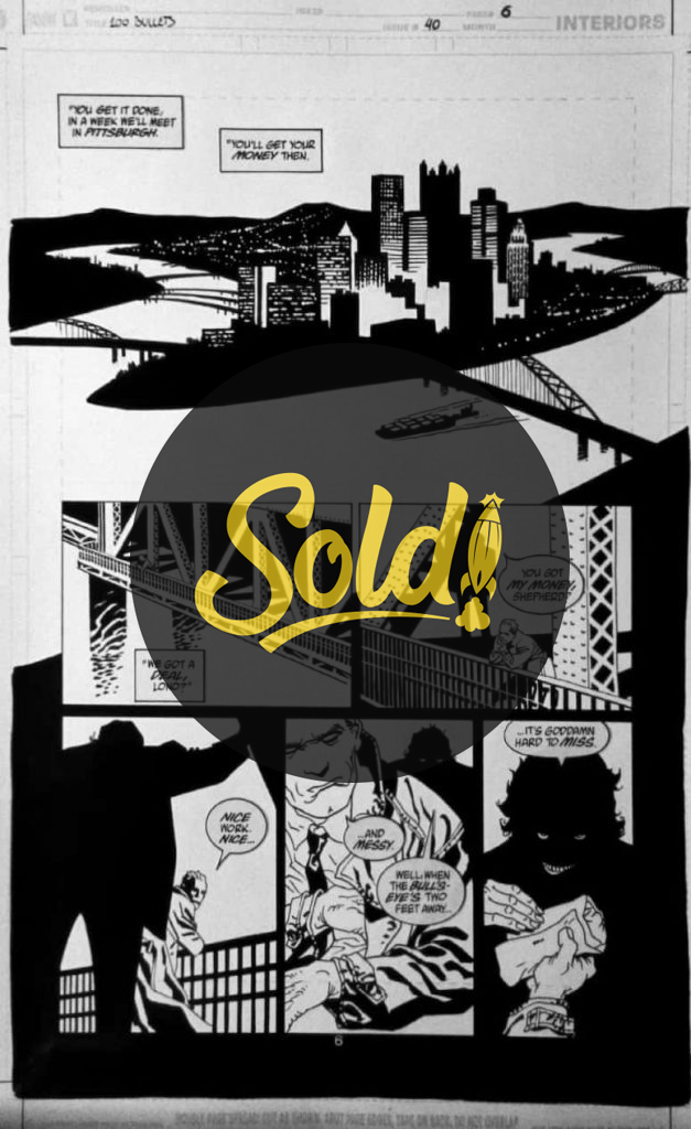 Issue 40, page 6 - sold