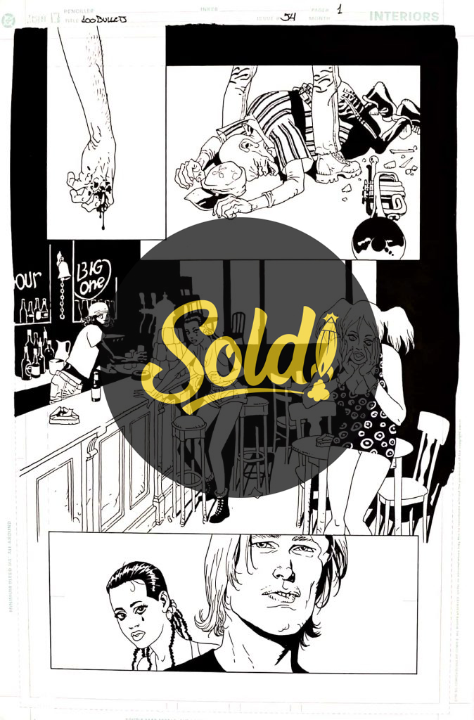 issue 54, page 1 - sold