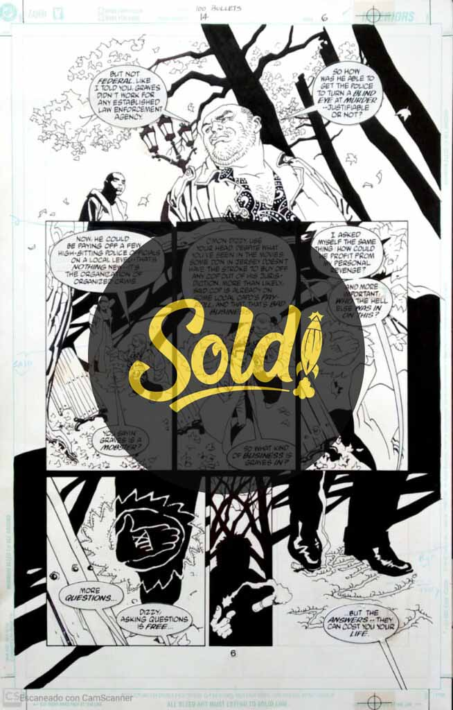 Issue 14, page 6 - sold