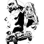 A3 commission Magneto - usd 1000