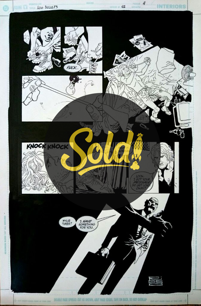 issue 42, page 4 - sold
