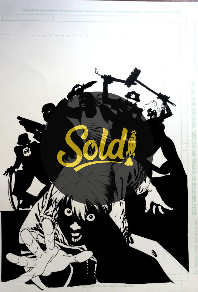 Cover chicanos - sold
