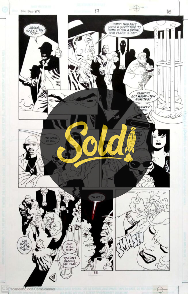 issue 17, page 18 - sold