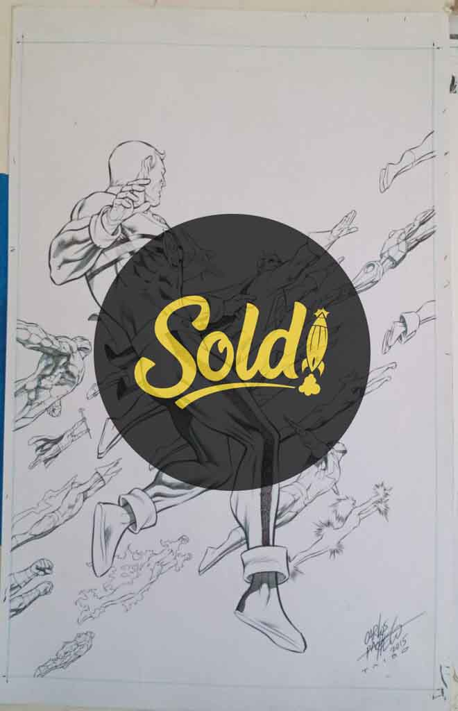 Miracle Man - sold