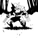 Wolverine - A4 (8x12 inches) - usd 120