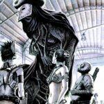 Illustration cosplays - argentina comic con - A3 - usd 350