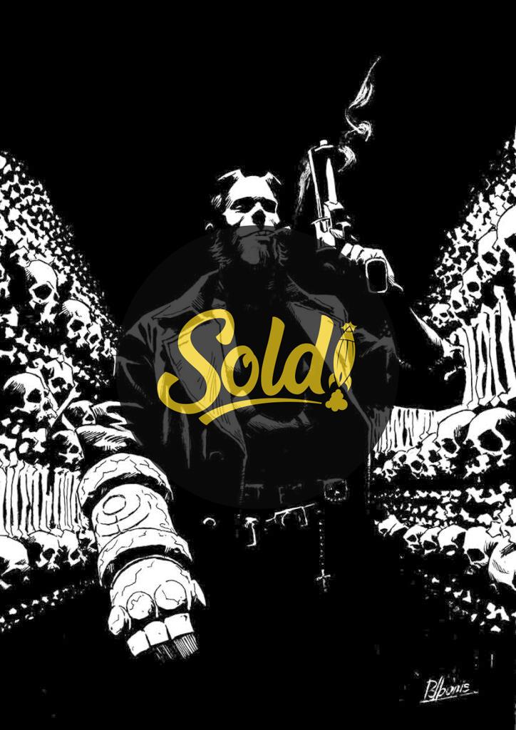Hellboy - sold